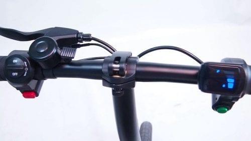 Bicicleta Eléctrica B3 manillar