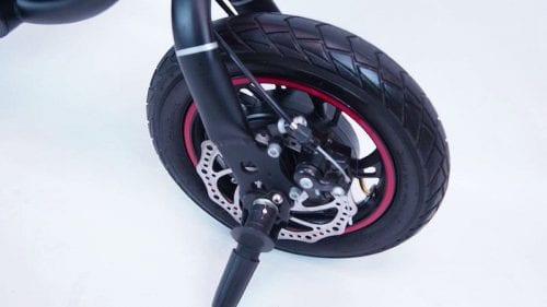 Bicicleta Eléctrica B3 rueda