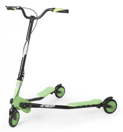 Speeder 125 verde