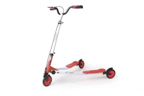 Speeder 125 blanco rojo