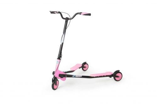 Speeder 125 negro rosa