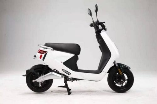 Moto Eléctrica Italica lateral1