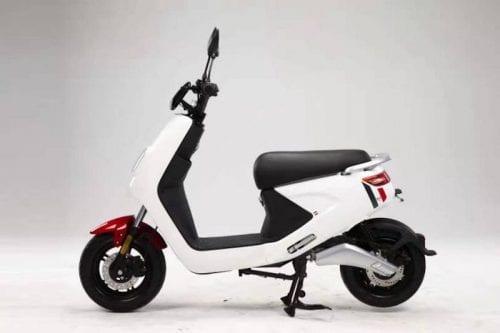 Moto Eléctrica Italica lateral2